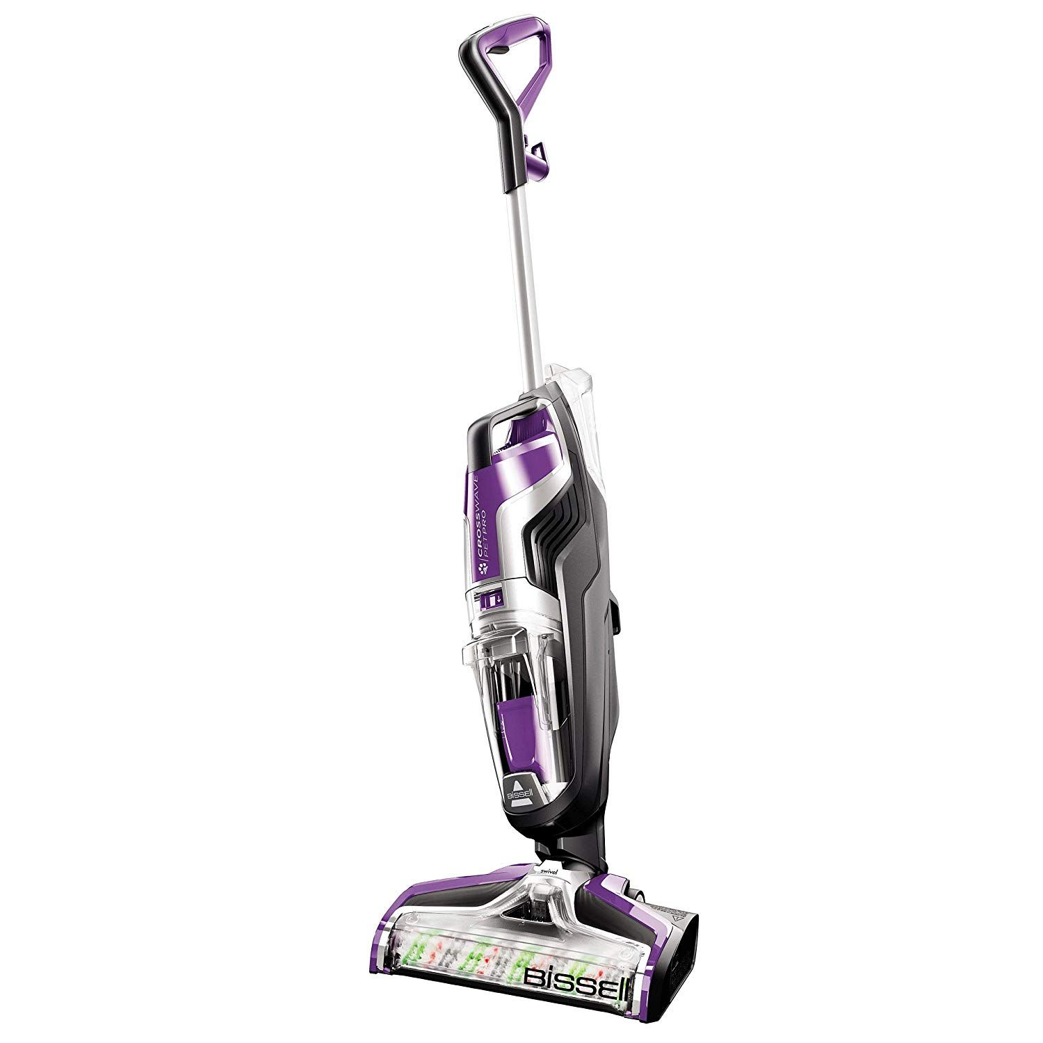 Bissell Crosswave Pet Pro All In One Wet Dry Vacuum Cleaner And