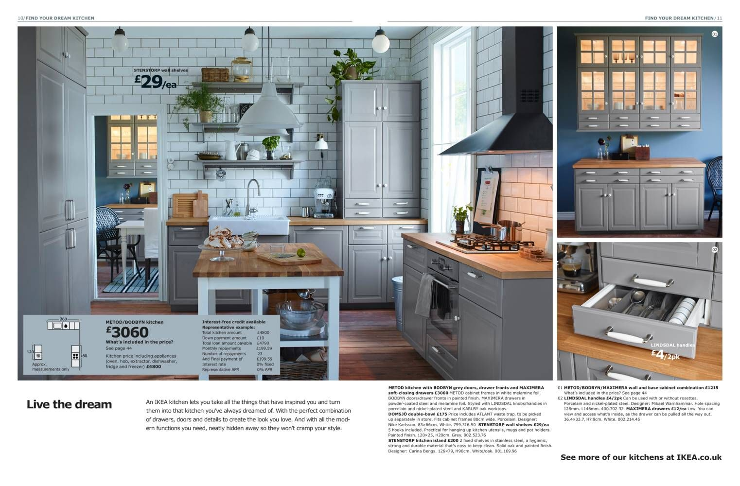 Kitchens Appliances Brochure 2015 Dining Table In Kitchen