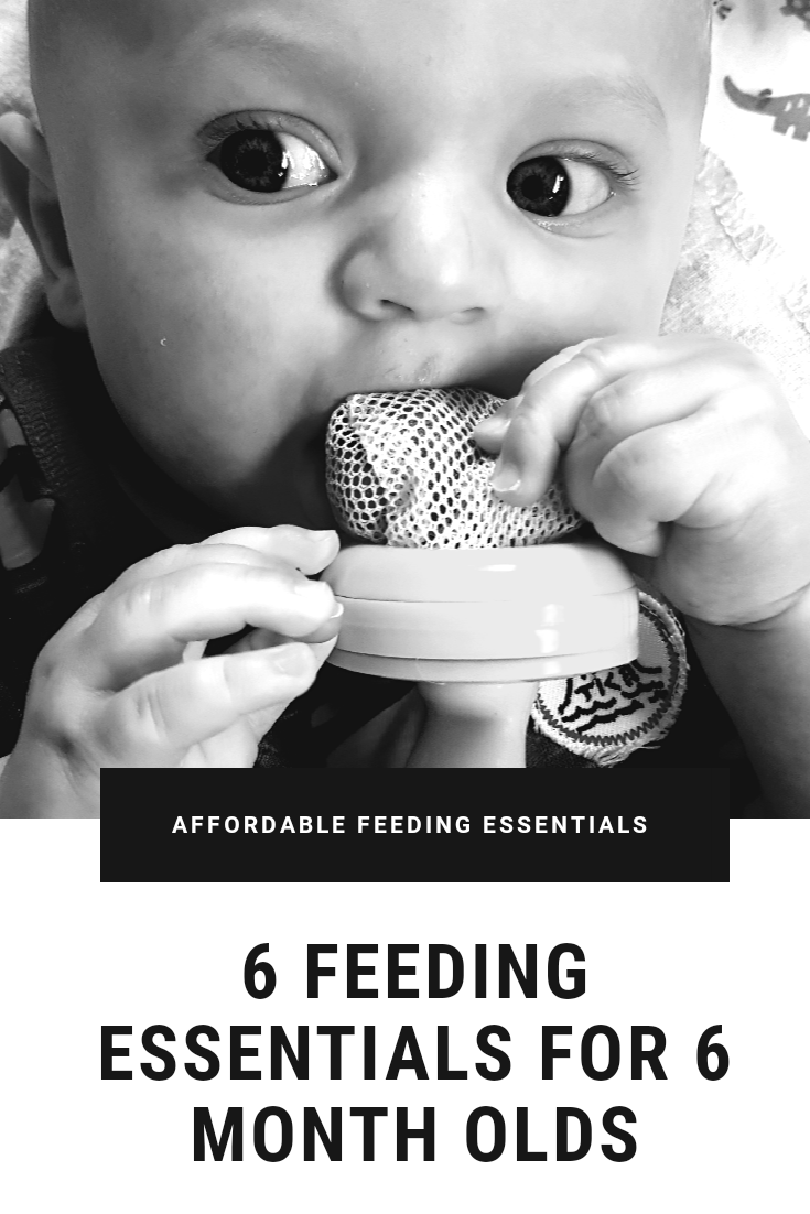 Affordable feeding essentials for 6 month olds just ...