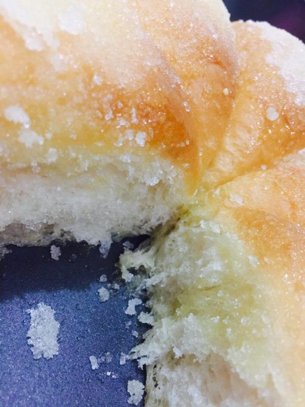 Resipi Roti Yang Sangat Lembut Dan Manis Dengan Taburan Gula Serta Mentega Cair Rapiditas