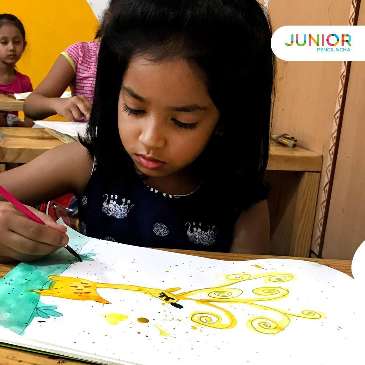 Art Classes For Kids Near Jayanagar In 2020 Art School Kids Jr