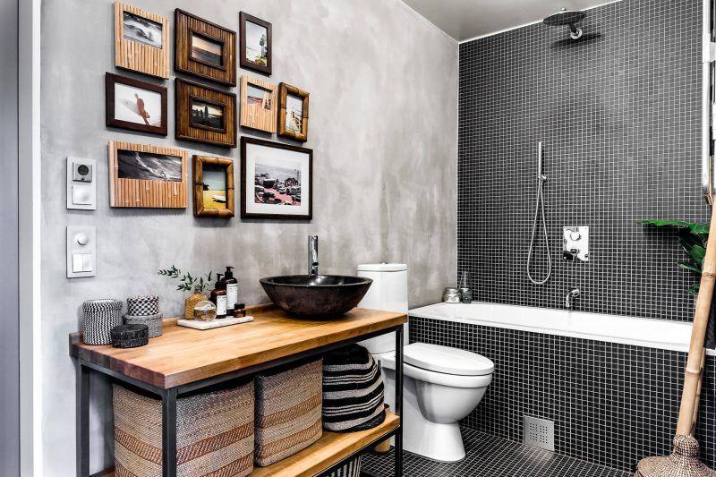 loft distribución diáfana diseño interiores decoración interiores ...