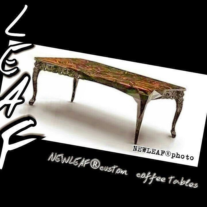 NEWLEAF® custom coffee tables llc