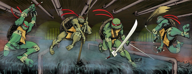 Tmnt By Dan Duncan On Deviantart Tmnt Tmnt Comics Teenage Mutant Ninja Turtles