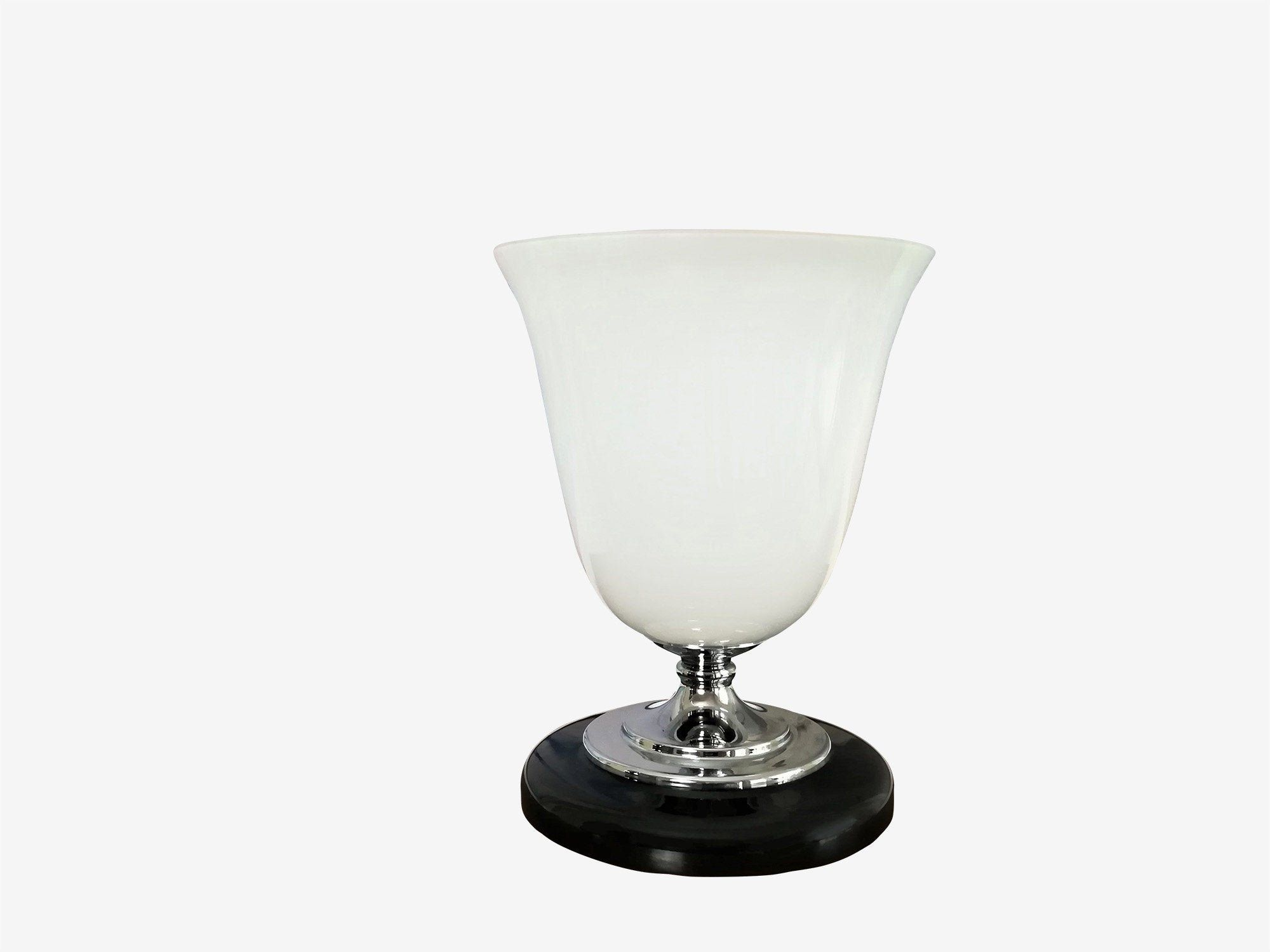 Mazda Tischlampe Mit Weissem Schirm Lampe Fur Kommode Nachttischlampe Seidbordlampe Mazdalampe Xs In 2020 Bedside Lamp Lamp Table Lamp