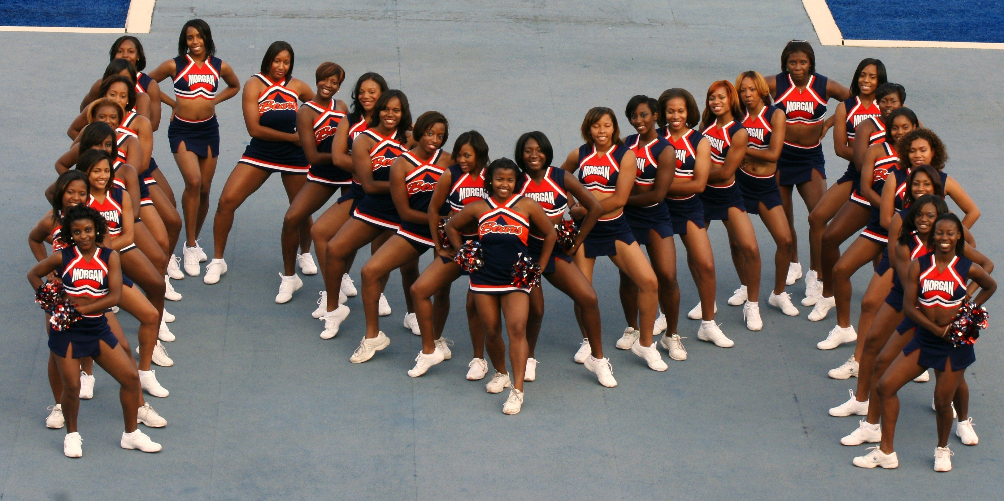 State 2011 Cheer MEAC Champions CHEER.SISTERS
