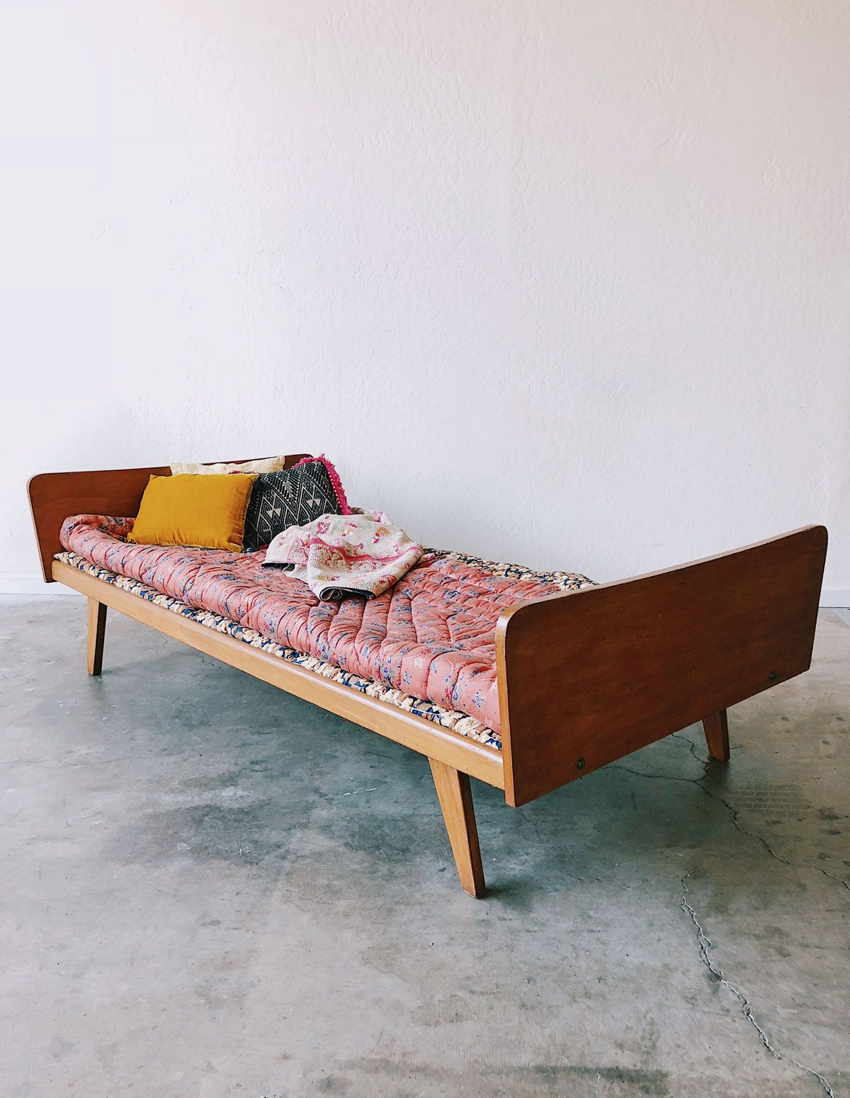 Vintage Scandinavian Daybed / available at Super Marché