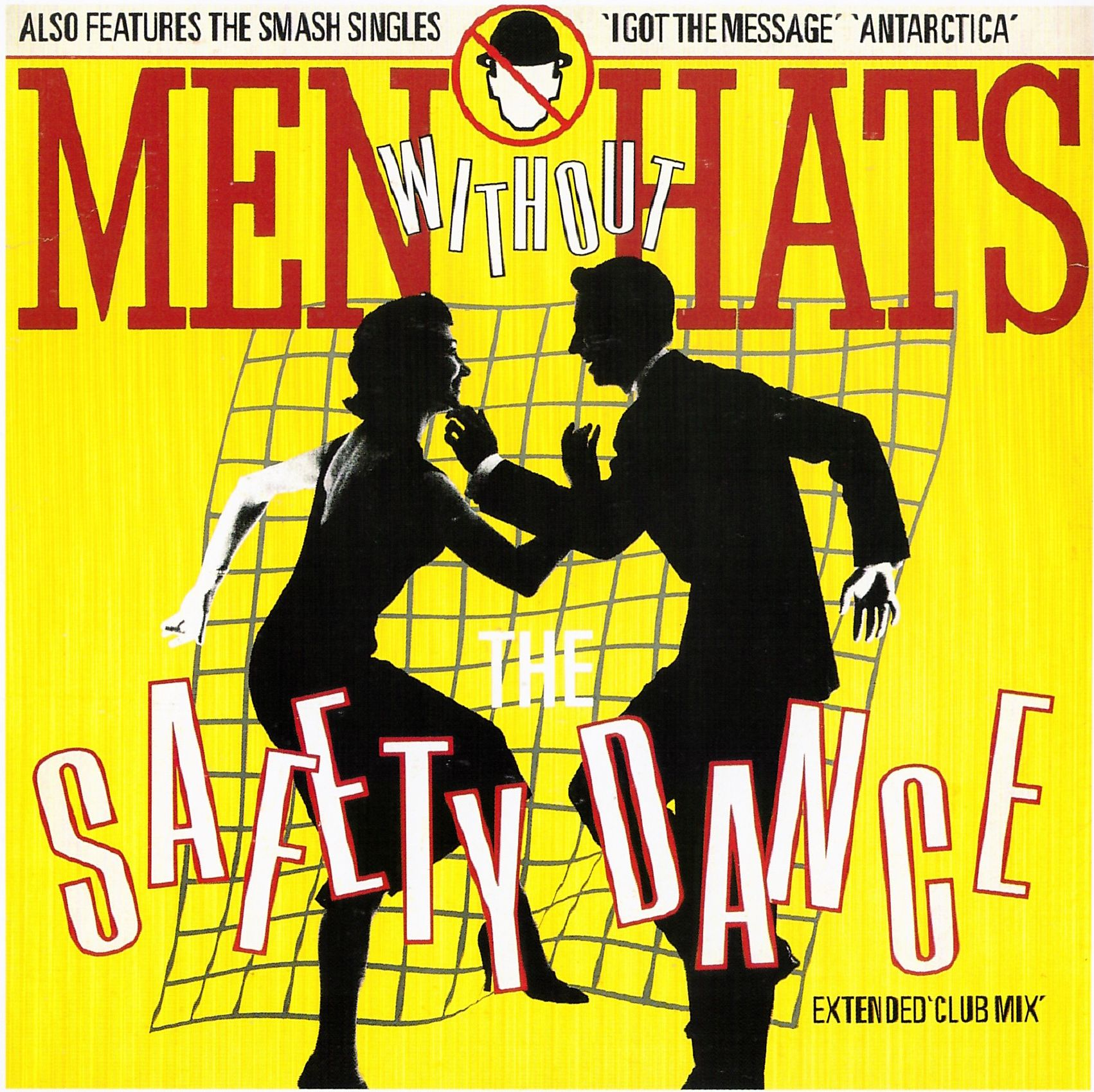 Album cover The Safety Dance Men Without Hats 1982