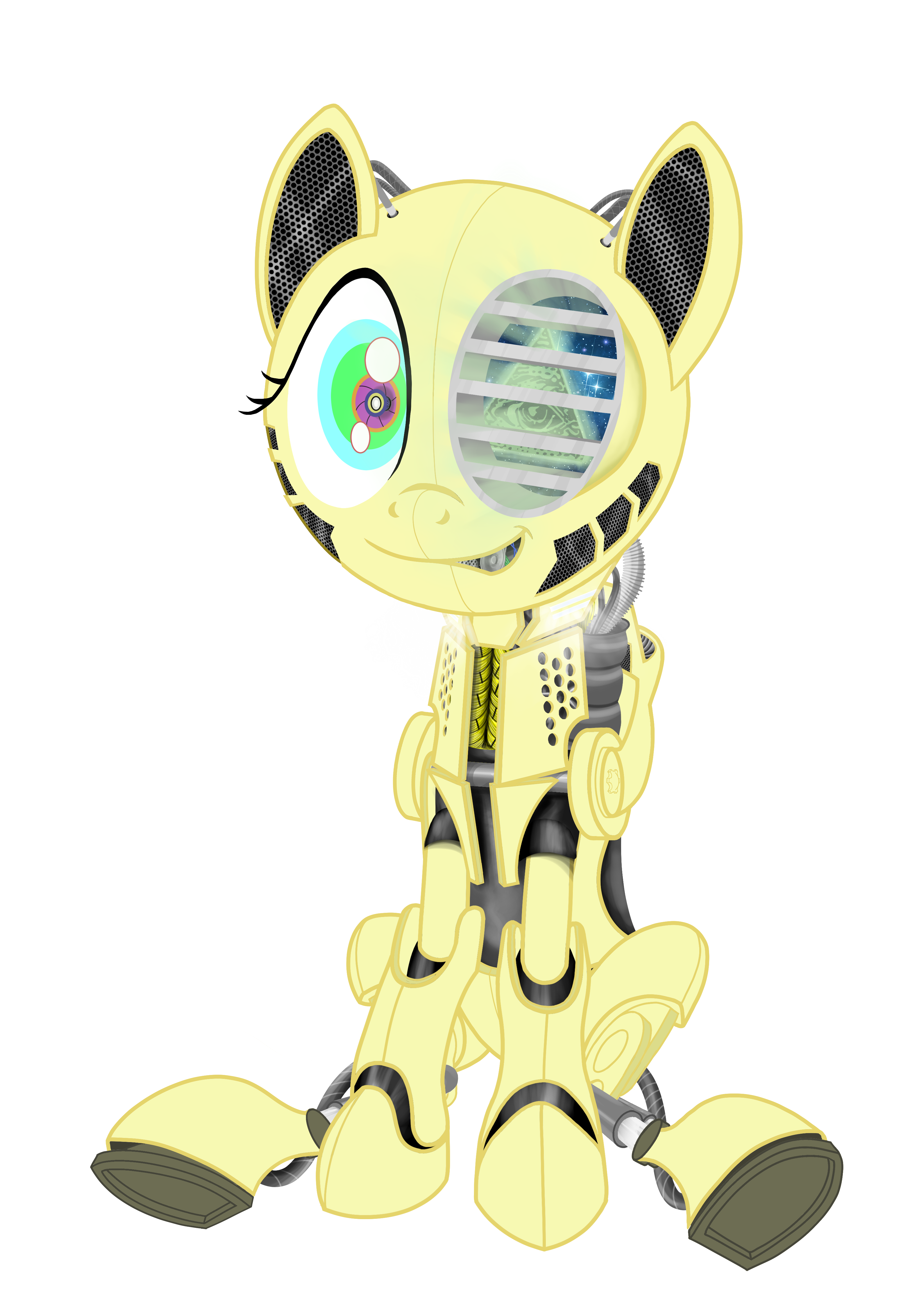 Mlp Robot Fluttershy Related Keywords Suggestions Mlp Robot