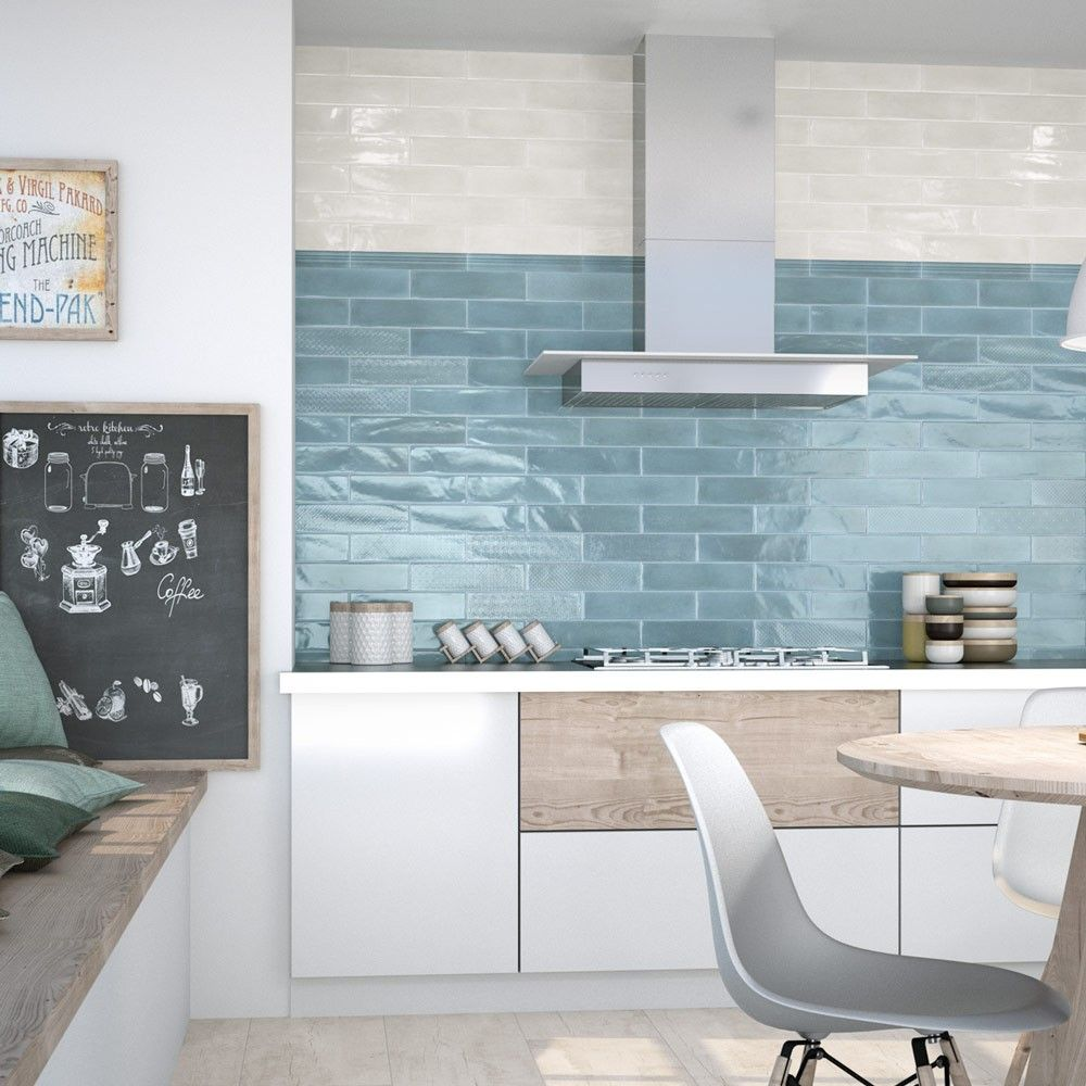 Opal Sky | kitchen tiles | Pinterest