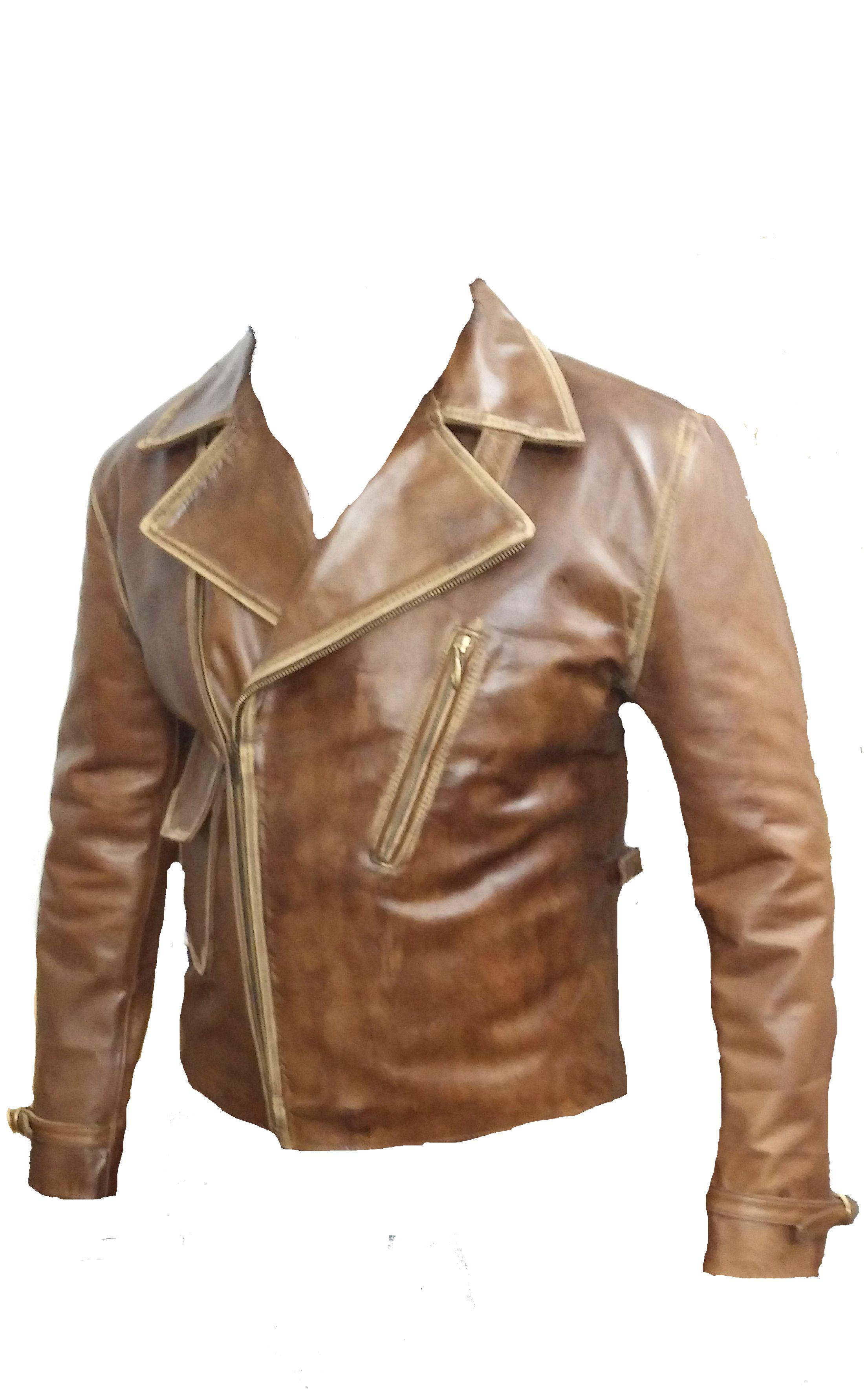 Mens Brown Vintage Biker Retro Motorcycle Leather Jacket Leather Jacket Leather Motorcycle Jacket Leather Jacket Men [ 3561 x 2210 Pixel ]