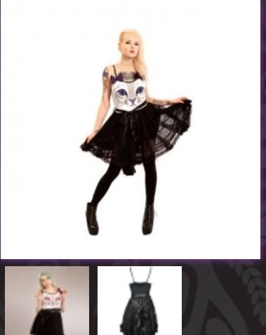 http://www.mistressofeviluk.co.uk/Cupcake_Cult_Feline_Dress/p2587314_12244540.aspx