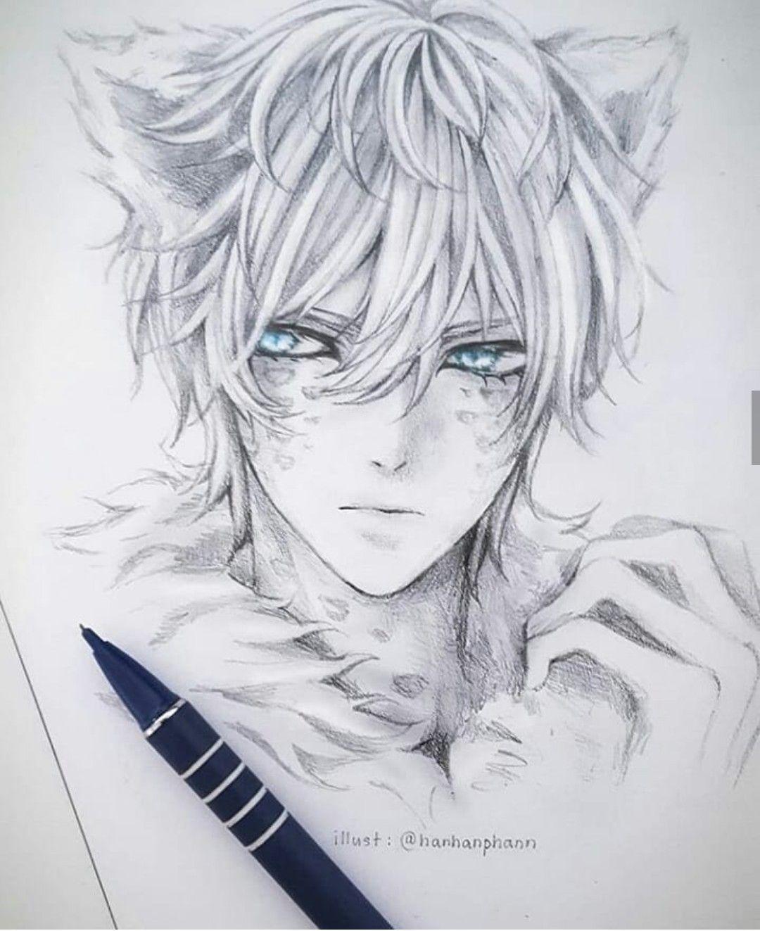 Pin By Gozheman Radmila On Drawings Manga Drawing Tutorials Anime Drawings Boy Drawings