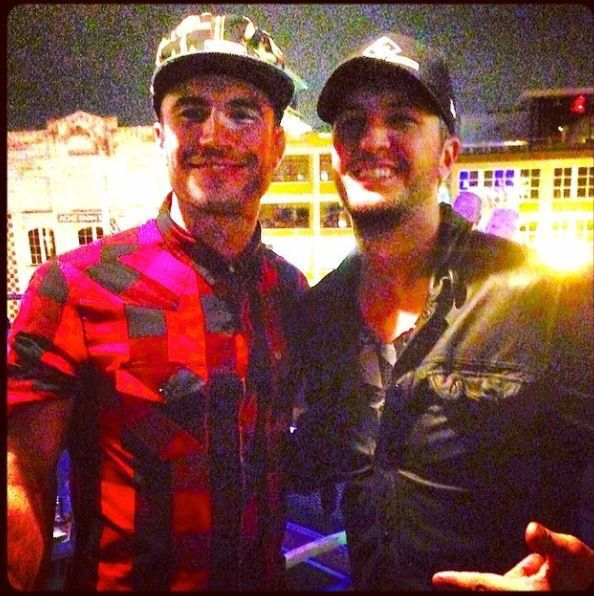 Luke Bryan & Sam Hunt