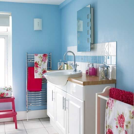 Blue And Pink Bathroom Designs looking good bath mat | pink towels, cath kidston and towels