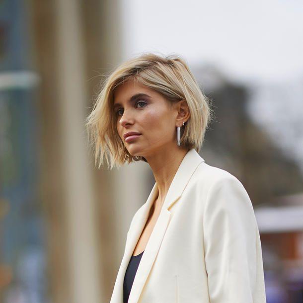 Tob Vergesst Den Bob Wir Tragen Ab Sofort Den Tob Cosmopolitan In 2020 Kurzhaarfrisuren Frisuren Feines Haar Bob Frisur