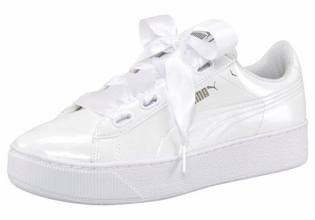 PUMA »Vicky Platform Ribbon« Sneaker online kaufen in 2019