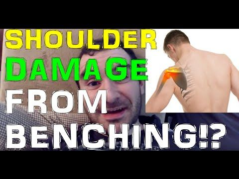 Bench Pressing & Weight Lifters Shoulder (Distal Clavicular Osteolysis):...