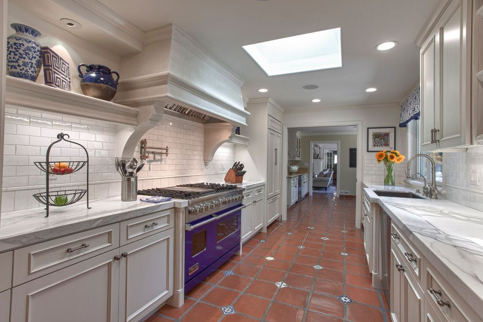 Remarkable saltillo tile lowes decorating ideas images in for Terracotta kitchen ideas