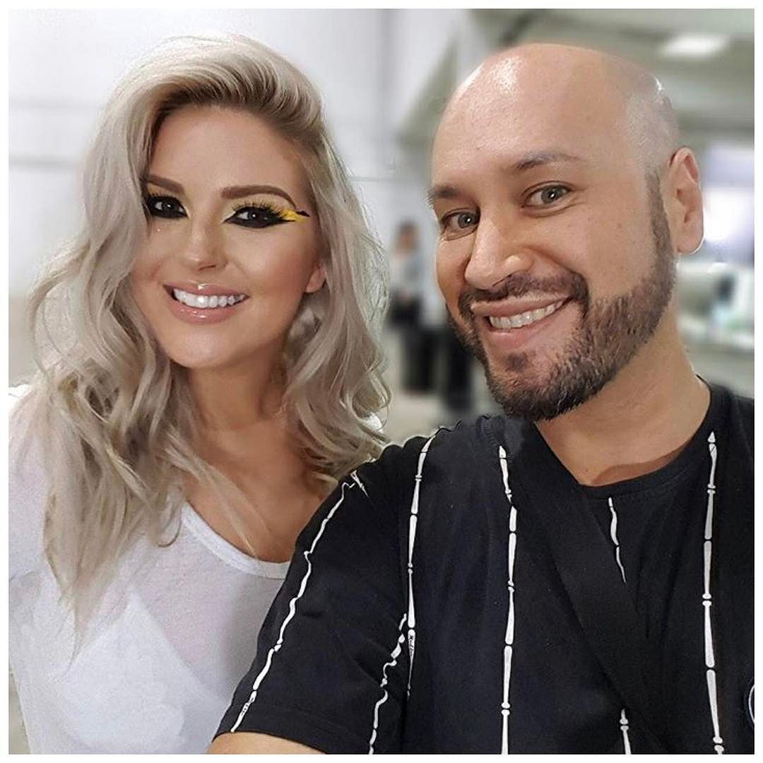Repost @chay_roberts_makeupartist  who has seen the new #superboomboom ad?  did ya spot me?  #shaaanxo