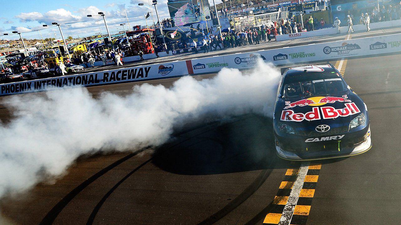 Kasey Kahne...Winner @ Phoenix International Raceway...Get used to it NASCAR followers.