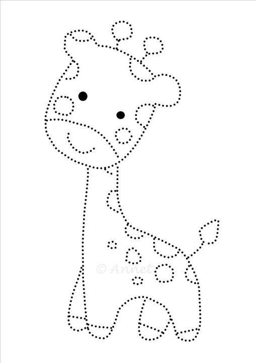 Giraffe Girafa Infantil