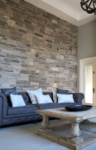 Inspiring Accent Wall Ideas To Change An Area Living Room Brown Bedroom Rustic