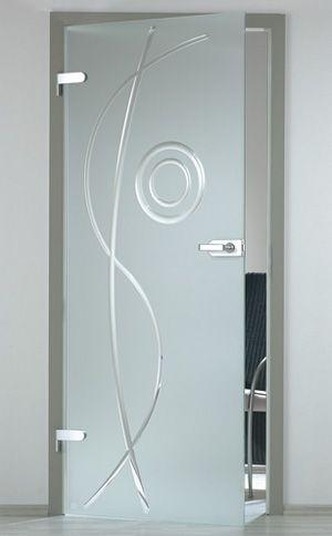 Glazen deuren met eigen ontwerp - Desiree\'s board voor vianendreef ...