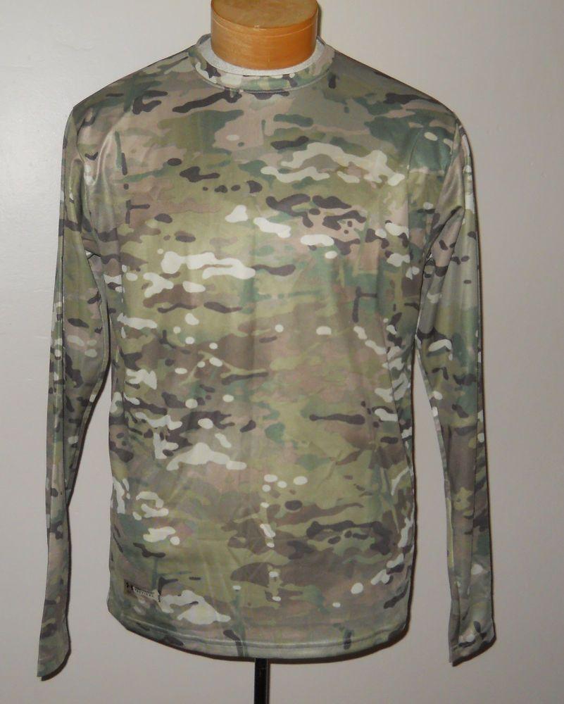 Under Armour Heatgear Tactical T Shirt Oliv   Kuenzi Turf