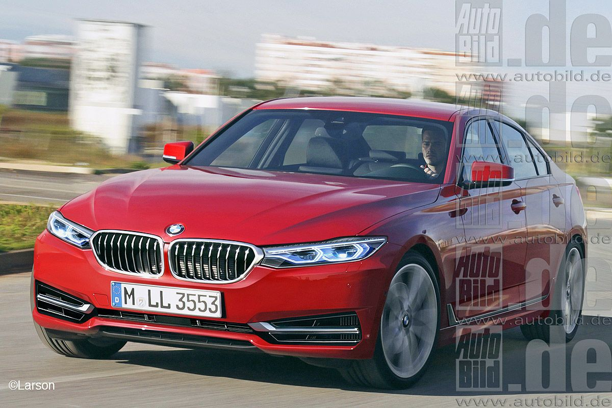 Next bmw 3 series with 7 series genes http www bmwblog