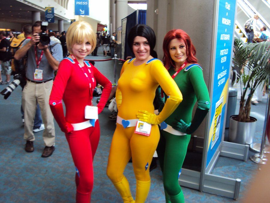 comic con 2010 54 by timmy22222001 cosplay totally spies pinterest comic con comic. Black Bedroom Furniture Sets. Home Design Ideas