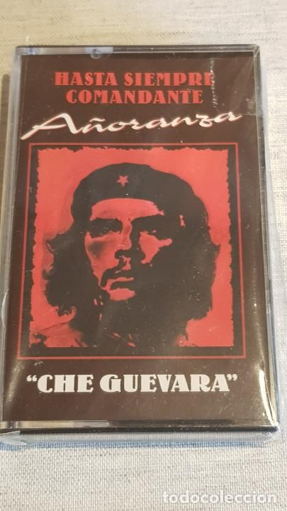 AÑORANZA / HASTA SIEMPRE COMANDANTE / CHE GUEVARA / MC - HORUS / PRECINTADO.