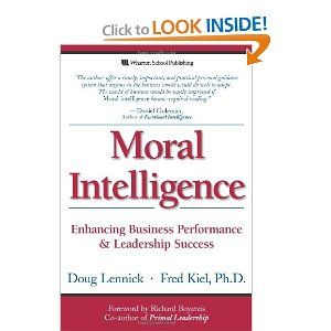 """Truly great business leaders never sacrifice moral integrity for financial goals. Maintaining the highest ethical standards is not only the 'right' thing to do, it produces the best companies and the best results."""""""