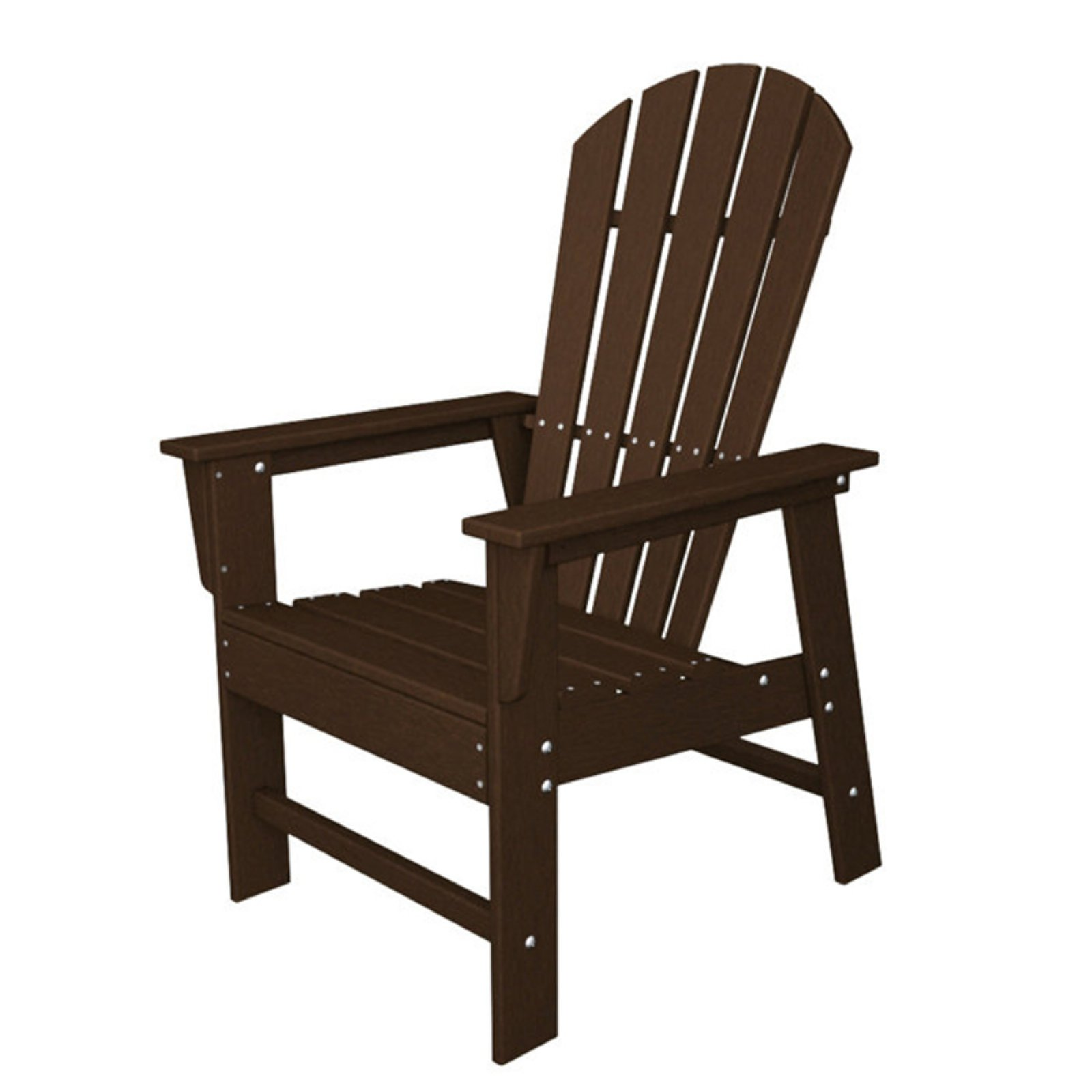 Outdoor POLYWOOD® South Beach Recycled Plastic Adirondack