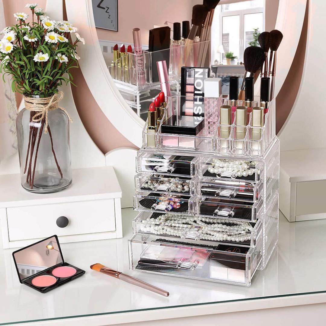 Best Makeup Organizers Under 50 for Beauty Junkies Best