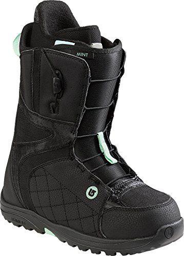 Burton Mint Snowboard Boots Womens Boots Snowboard Boots Black Boots