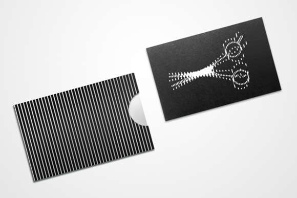 Barber Animated Business Card By Evgeny Katz 27 Unconventional Designs