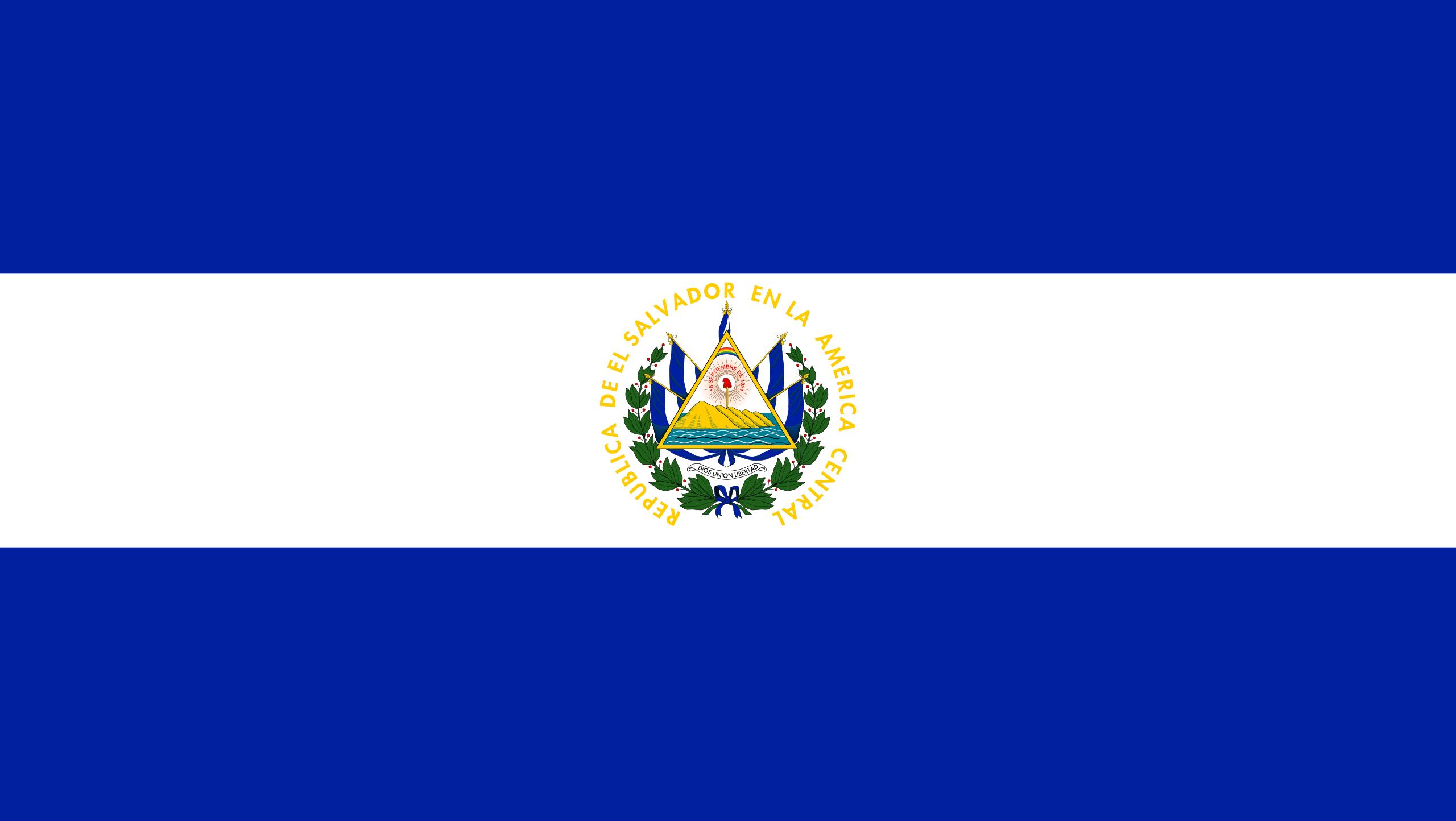 Bandera de El Salvador | El Salvador: referencias | Pinterest ...