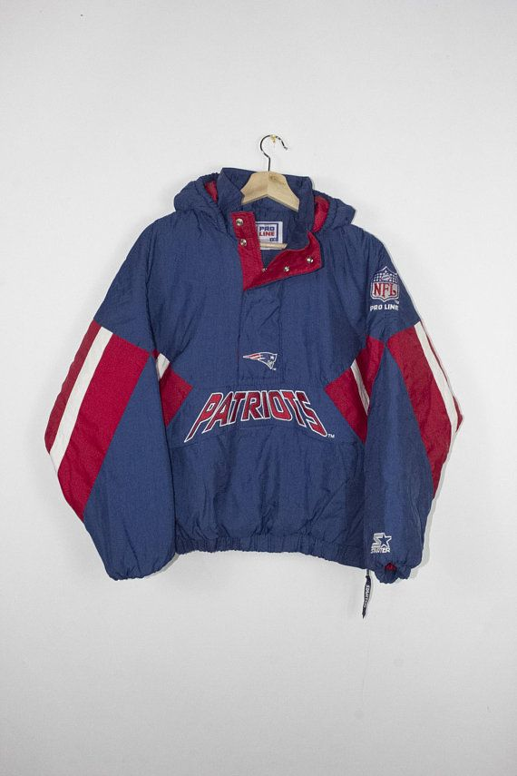 a801161b182 Vintage patriots starter jacket - 90s - new england - nfl - football ...