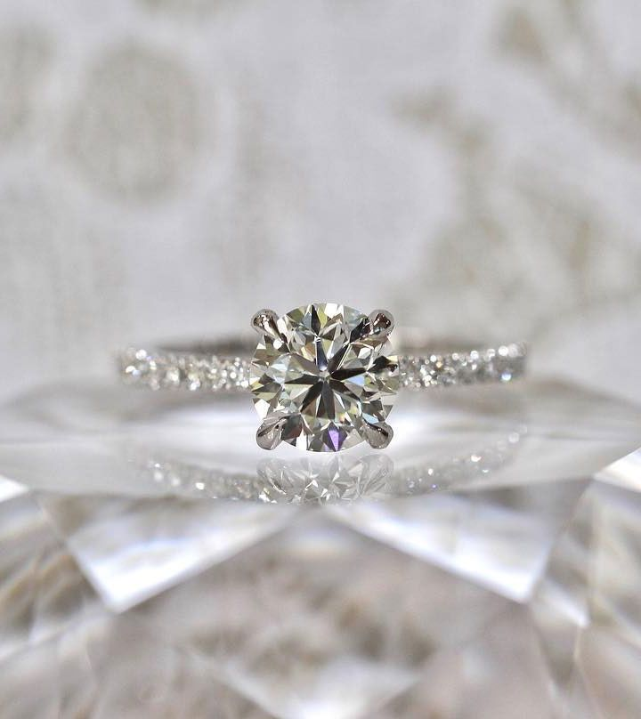 engagement ring inspiration solitaire engagement ring,princess cut setting,princess cut engagement ring