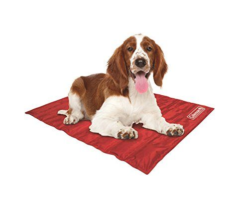 Coleman Pet Cooling Mat Red 24 X 30 You Can Find More Details