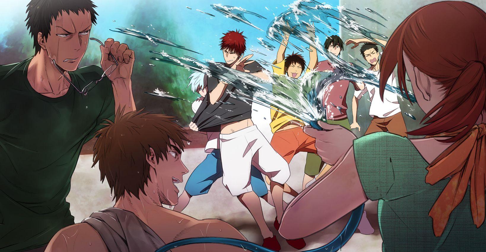 Seirin High/1197402 Kuroko, Kuroko no basket, Kuroko's