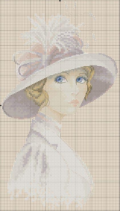 Gallery.ru / Фото #79 - 2 - Fleur55555 | sombreros | Pinterest ...