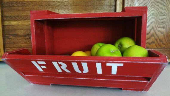 The Original CaBINet Fruit Bin   by DellaLucilleDesigns,  via dellalucille.etsy.com