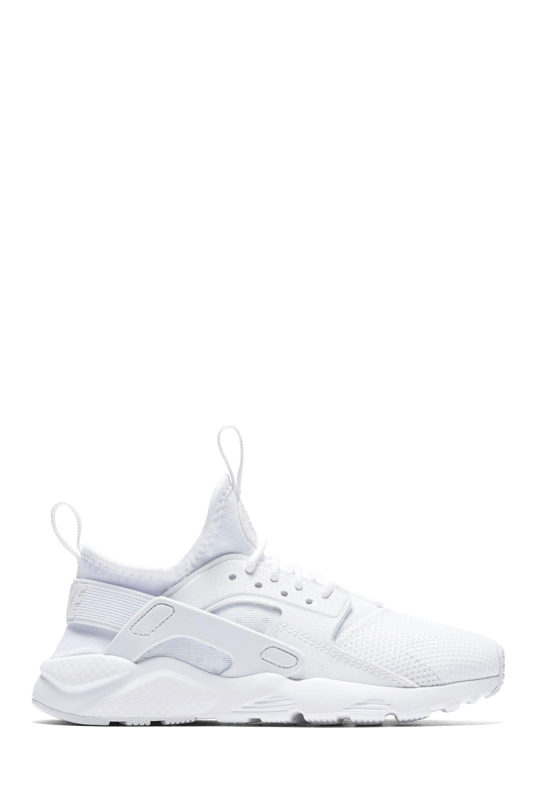 half off 3fe26 42feb Boys Nike Huarache Junior - White in 2019   Products   Nike ...