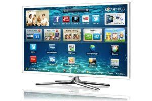 Samsung UE50ES6710 50-inch Widescreen Full HD 1080p 3D Smart TV with ...