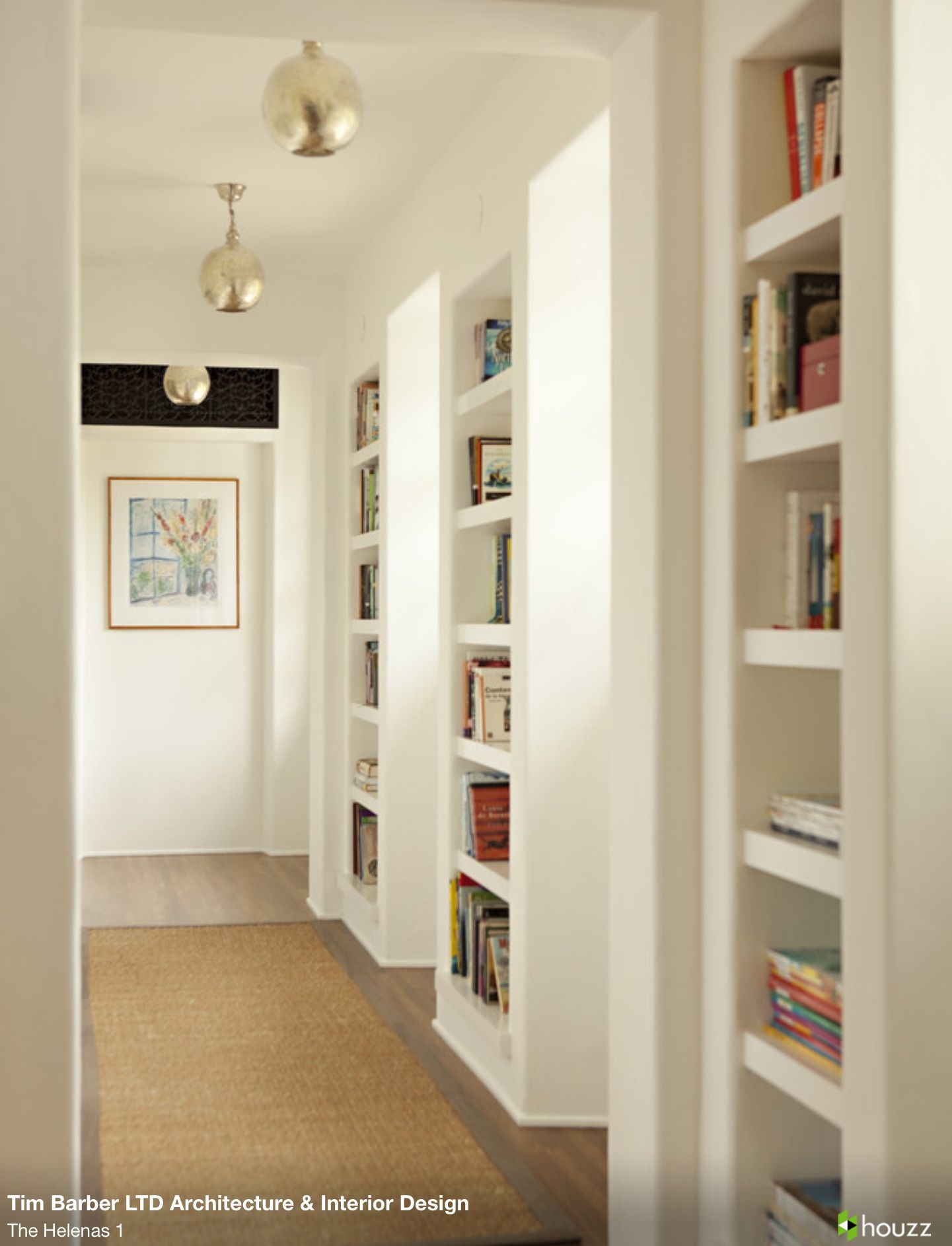 End of hallway decor  Pin by Ana Cobiella on ideas para hacer  Pinterest  Ideas para and