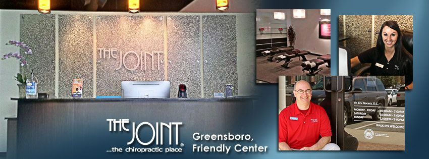 The Joint Friendly Center in Greensboro, NC Joint