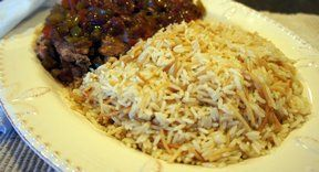 Rice Pilaf Recipe #easyricepilaf easy homemade rice pilaf Recipe #easyricepilaf