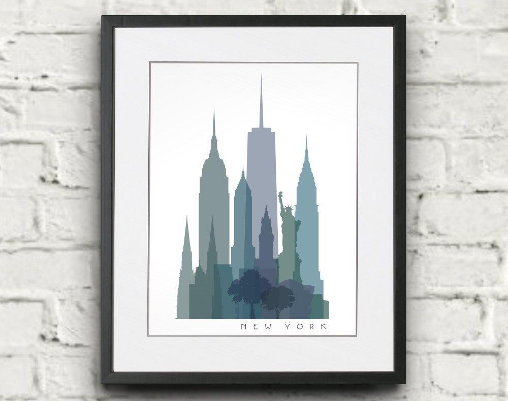 New York Png By Jean52 New York York New York Skyline